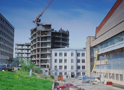 Трефоил Плаза, фото здания
