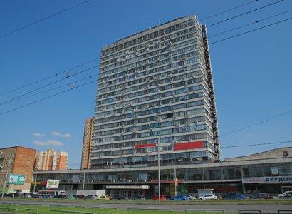 Лето, фото здания