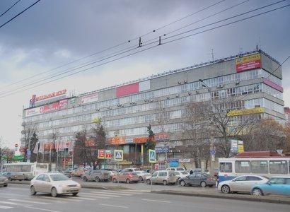 БЦ Вернадский, фото здания