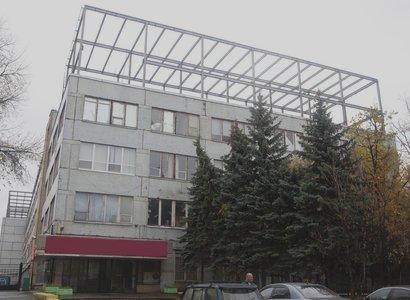 Перовский, фото здания