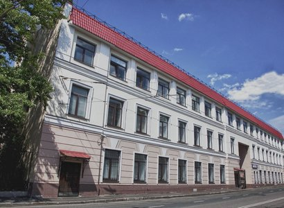 Электрозаводская улица, 33с4, фото здания