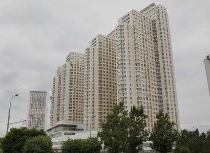 Дом на Беговой, фото здания