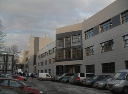 Вилла Рива, фото здания