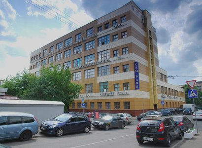Преображенский, фото здания