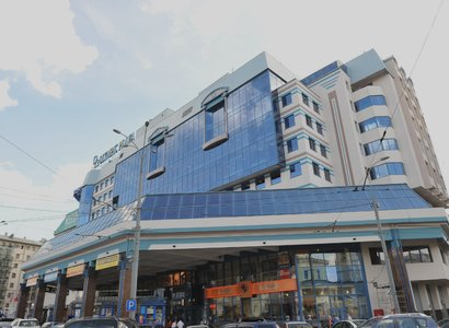 «Олимпик Плаза», фото здания