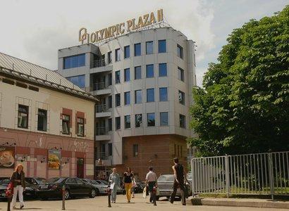 Олимпик Плаза 2, фото здания