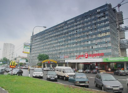 Вавилова, 69 (ех. Дизайн-Мода), фото здания