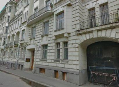 Щепкина, 22, фото здания