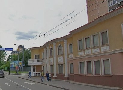 Бол. Грузинская, 37А, фото здания