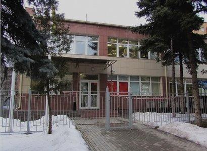 Демьяна Бедного, 15к1, фото здания