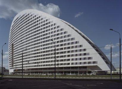 Парус, фото здания
