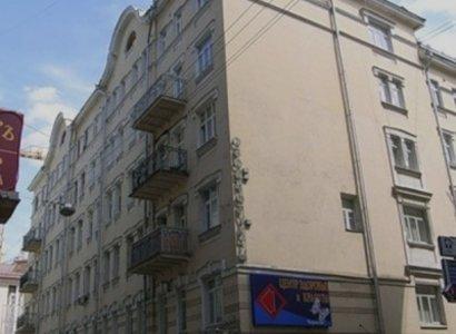 Тверская, 12с8, фото здания