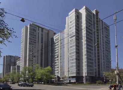 Шмитовский пр-д, 16с1, фото здания
