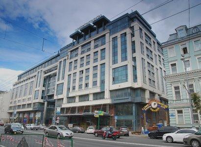 Саммит, фото здания