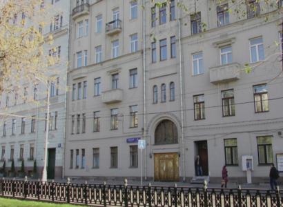Тверской б-р, 8с1, фото здания
