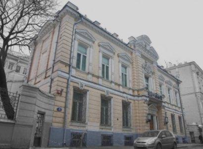 Леонтьевский пер, 10, фото здания