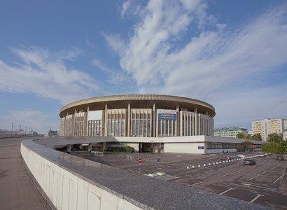 СК Олимпийский, фото здания