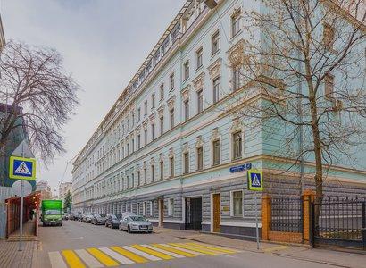 Леонтьевский пер, 11, фото здания