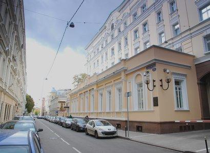 Леонтьевский пер, 25, фото здания