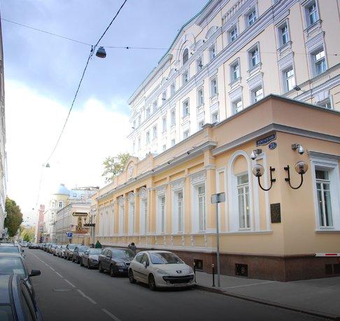 Леонтьевский пер, 25
