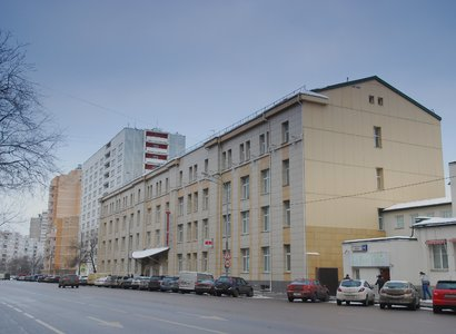 Бол. Переяславская, 46, фото здания