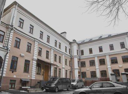 Столешников пер, 6с3, фото здания