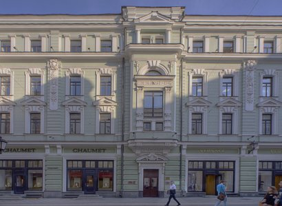 Столешников пер, 14, фото здания
