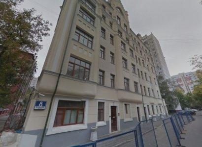 Живарев пер, 8с1, фото здания