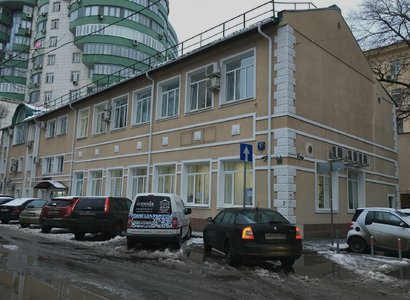 Слесарный пер, 5, фото здания