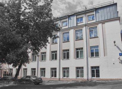 Олимп, фото здания