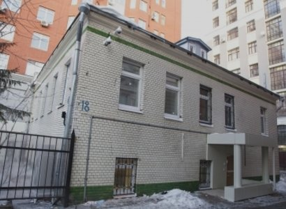1-й Спасоналивковский пер, 18с1, фото здания
