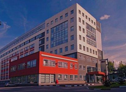Квартал Сити, фото здания