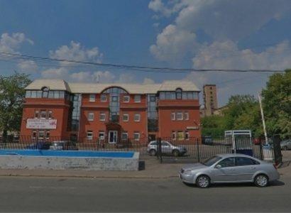 1-й Красногвардейский пр-д, 12с2, фото здания