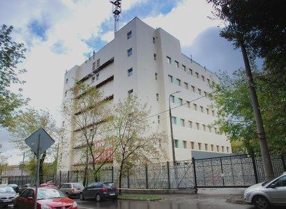 Шумкина, 20с1, фото здания