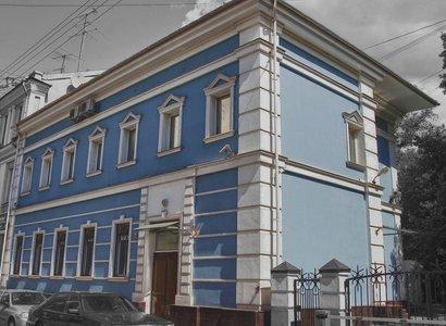 Вспольный пер, 18с2, фото здания