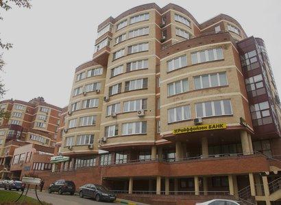 Проспект Андропова 42с1, фото здания