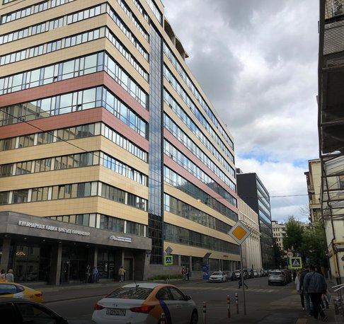 Офисный Центр Замоскворечье
