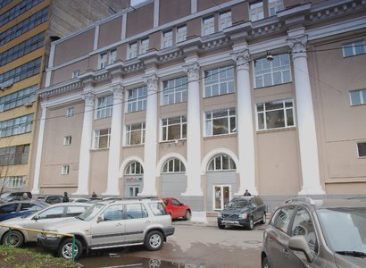 Бол. Татарская, 35с4, фото здания
