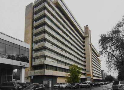 Пресса, фото здания