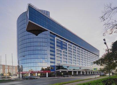 Северное Сияние, фото здания