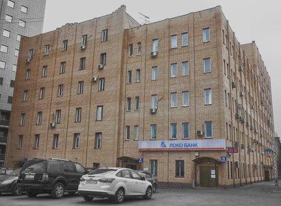 Сущевский вал 16с6, фото здания