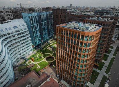 Садовые Кварталы, фото здания
