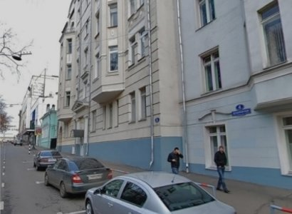 Мамоновский, 6с1, фото здания