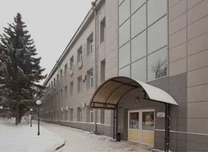 Технопарк, фото здания