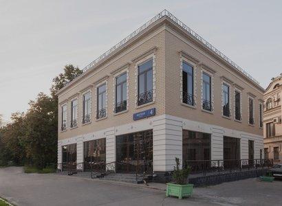 Житная, 4, фото здания