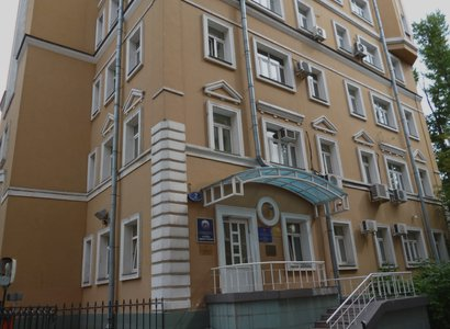 Мал. Сухаревская площадь, 2с2, фото здания