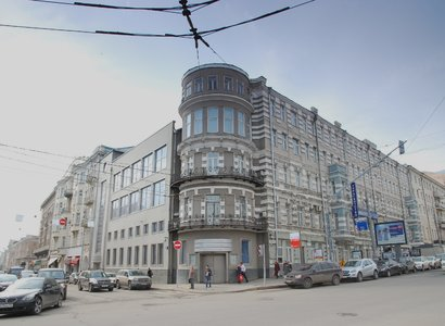 Бол. Дмитровка, 23с1, фото здания
