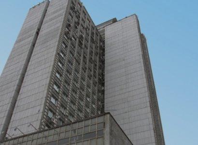 Отель Панорама, фото здания