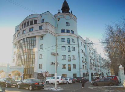 Баррель, фото здания