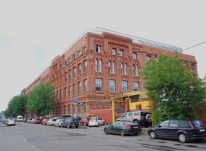 Буревестник, фото здания